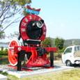中国製蒸気機関車大車輪
